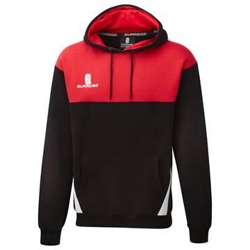 Picture of Blade Hoody : Black / Red / White