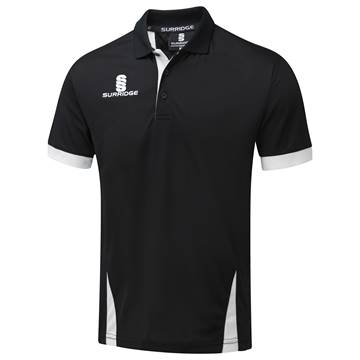 Picture of Blade Polo Shirt : Black / White