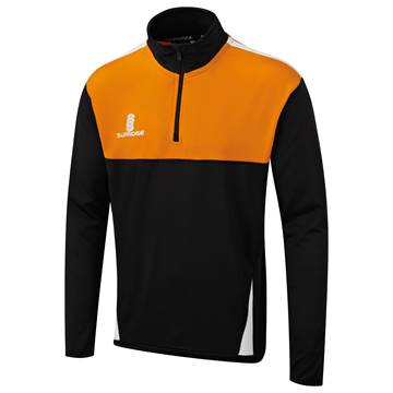 Picture of Blade Performance Top : Black / Orange / White