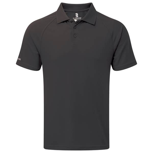 Picture of Performance Polo - Black - Male & Female