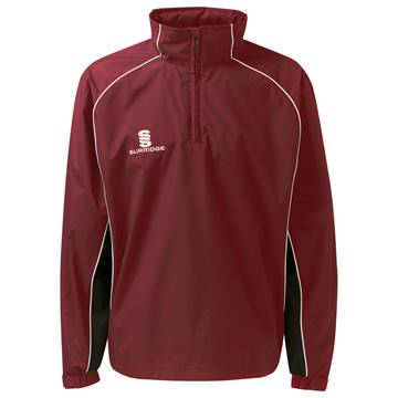 Picture of Rain Jacket Maroon/Black