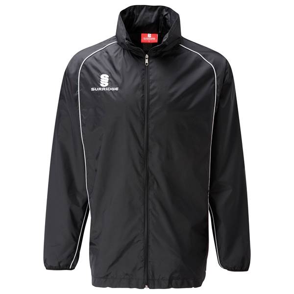 Picture of Training Jacket - Black/White