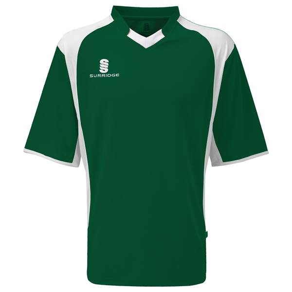 Picture of Training Shirt Green/White