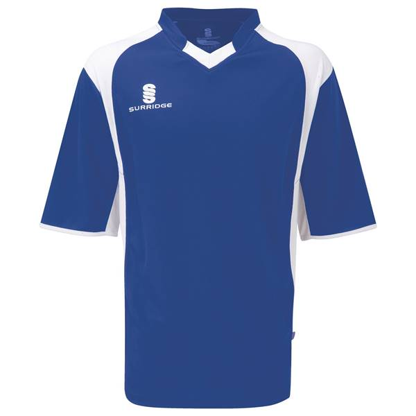 Picture of Training Shirt Royal/White