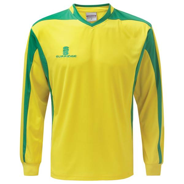 Picture of Prestige  Shirt - Yellow/Green
