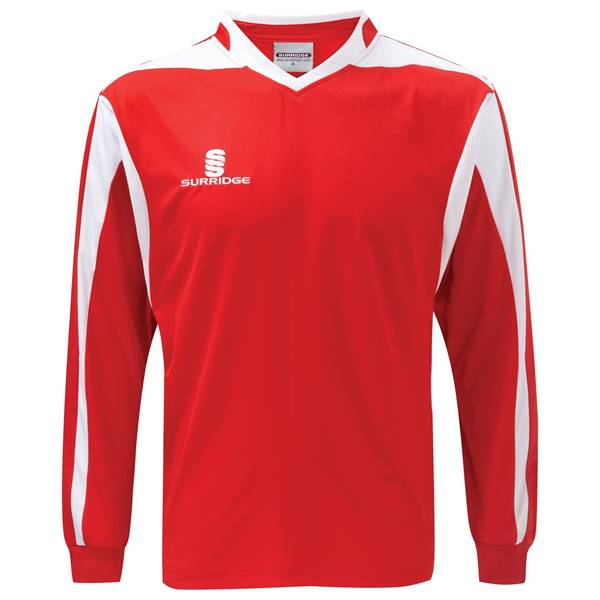 Picture of Prestige  Shirt - Red/White