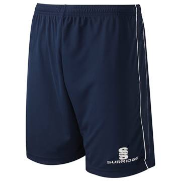 Picture of Classic Playing Short - Navy/White