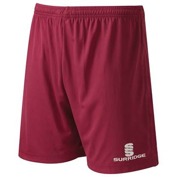 Picture of Match Playing Short Maroon