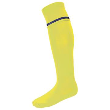 Picture of Single Band Sock - Yellow/Royal