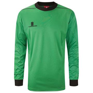 Picture of Goalkeeper Padded Shirt - Green/Black