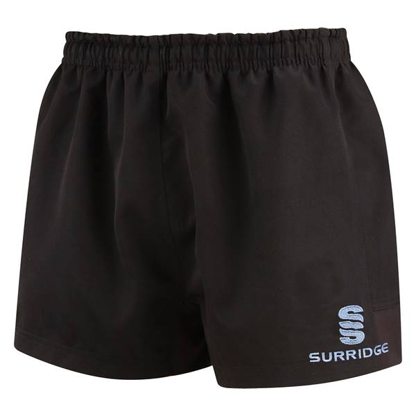 Picture of Swift Rugby Short Black