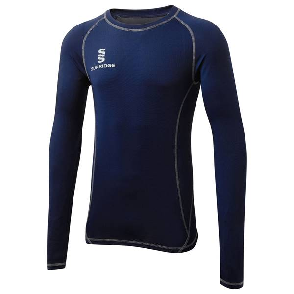 Picture of Premier Long Sleeve Navy Sug