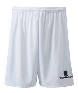 Picture of Classic Playing Short - White/Black - Medium Only - Sell Off