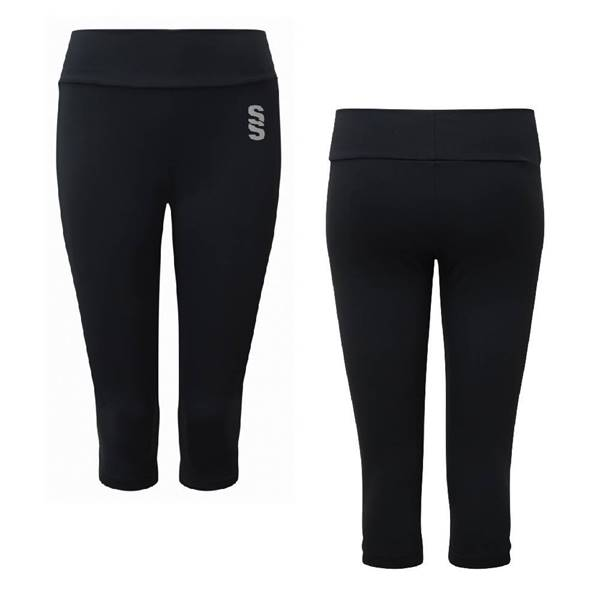 Picture of CALF LENGTH LEGGINGS - NAVY