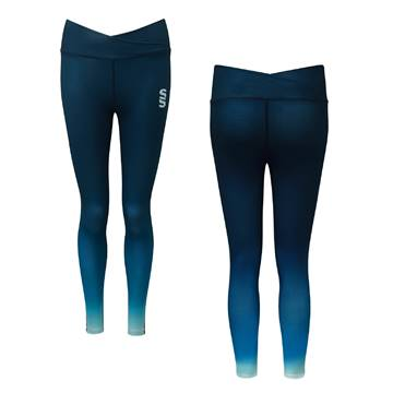 Picture of FULL LENGTH LEGGINGS NAVY/ROYAL