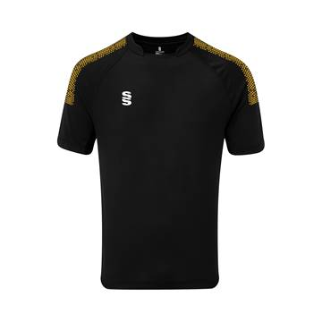 Picture of Dual Games Shirt - Black/Amber