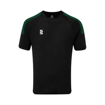 Picture of Dual Games Shirt - Black/Bottle