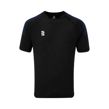 Picture of Dual Games Shirt - Black/Navy