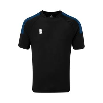 Picture of Dual Games Shirt - Black/Royal