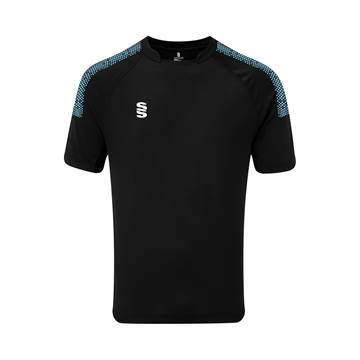 Picture of Dual Games Shirt - Black/Sky