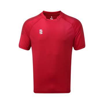 Picture of Dual Games Shirt - Red/Maroon