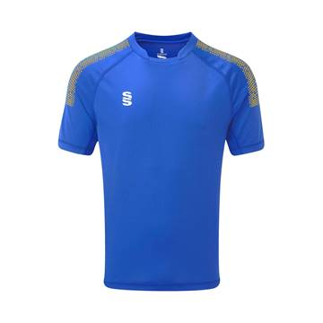 Picture of Dual Games Shirt - Royal/Amber