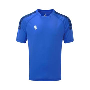 Picture of Dual Games Shirt - Royal/Black