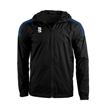Picture of DUAL FULL ZIP TRAINING JACKET - BLACK/ROYAL