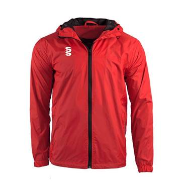 Picture of DUAL FULL ZIP TRAINING JACKET - RED