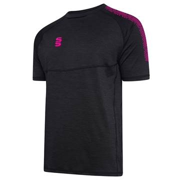 Picture of DUAL T-SHIRT BLACK / PINK