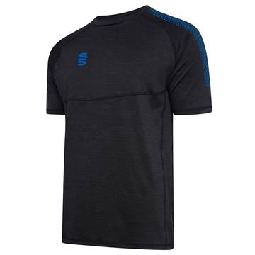 Picture of DUAL T-SHIRT BLACK / ROYAL