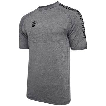 Picture of DUAL T-SHIRT GREY / BLACK