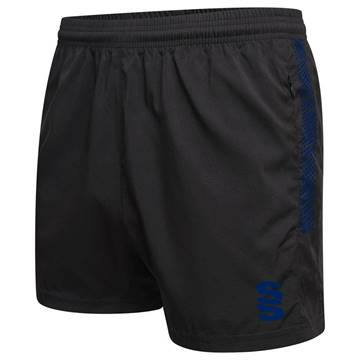 Picture of Performance Gym Short - Black/Navy