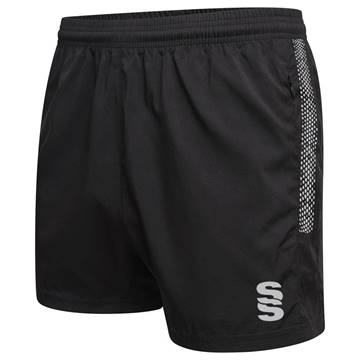 Picture of Performance Gym Short - Black/Silver