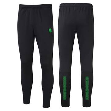 Picture of Performance Skinny Pant - Black/Emerald