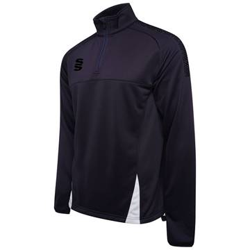 Picture of Fuse Performance Top : Navy / Black / White