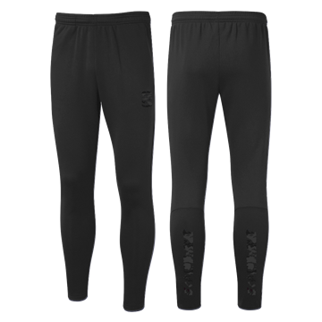 Picture of Camo Performance Skinny Pant - Black